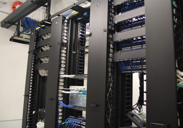A Winning Look, Organized & Neat Server Room
