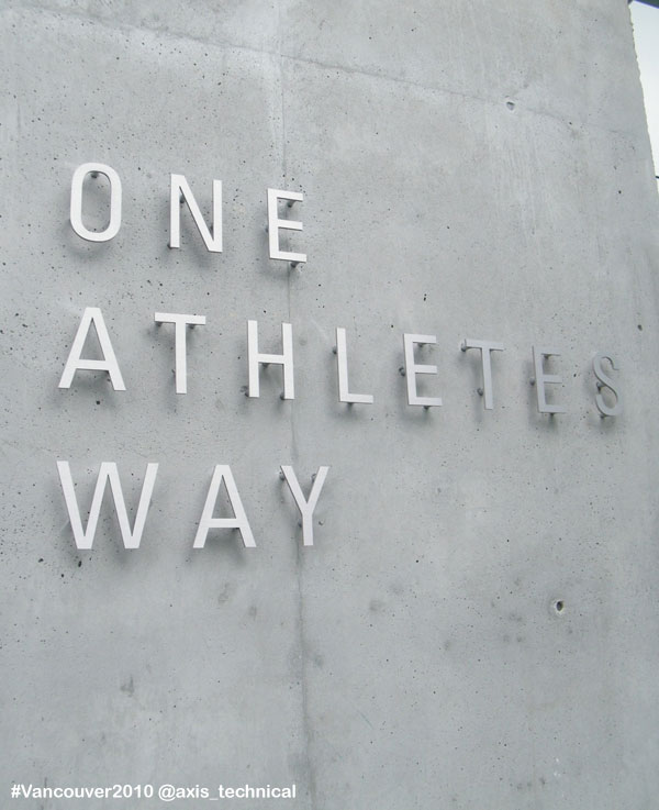 Athletes Village - One Athletes Way